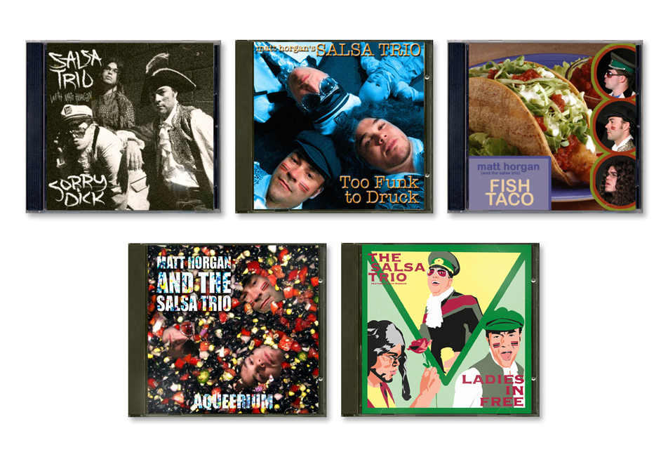 FiveAlbums